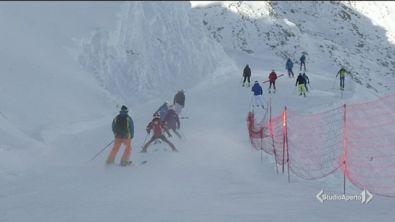 Primo maggio sugli sci
