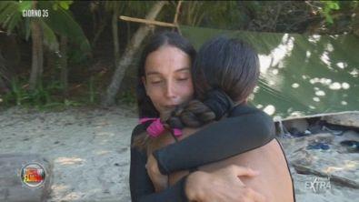 Paola e Rosa: amiche oltre l'Isola
