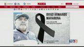 Addio a Maradona il poeta del calcio