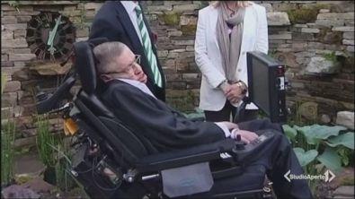 Volo spaziale per Stephen Hawking