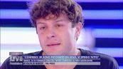 Marco, ex di Tommaso Zorzi, spiega cosa l'ha spinto a fingere l'aggressione