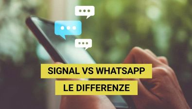 WhatsApp vs Signal: le differenze