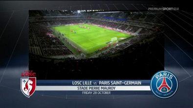 Lille-PSG 0-1