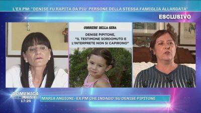 """L'ex Pm: """"Denise fu rapita da più persone della stessa famiglia allargata"""""""