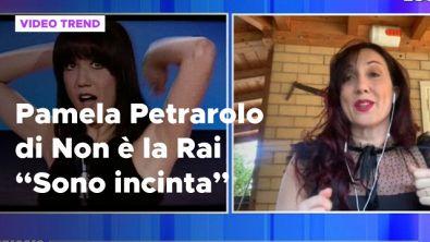"""Pamela Petrarolo di Non è la Rai: """"Sono incinta"""""""