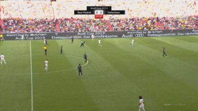 Real Madrid, un'altra sconfitta: vince il Tottenham