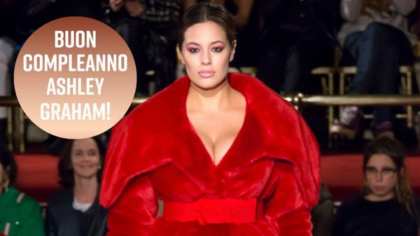 Buon compleanno, Ashley Graham!