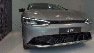 Arriva in Italia Kia EV6, il nuovo crossover elettrico