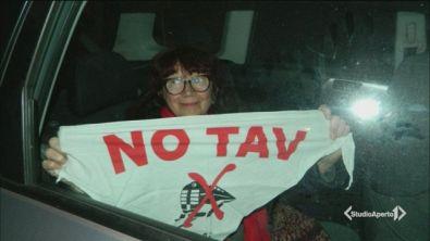 "Arrestata la ""Pasionaria"" No Tav"