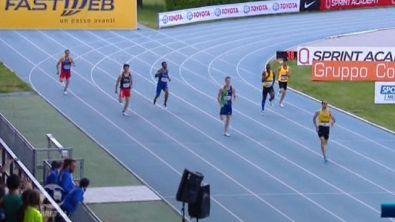 400 metri: Re domina, Howe sulle gambe