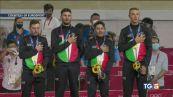Sesto oro dal ciclismo con record del mondo