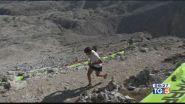 La corsa verticale in montagna