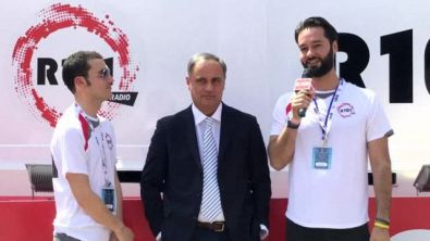 Sandro Piccinini ospite a R101
