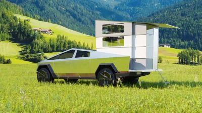 Trasformare l'auto in camper: è possibile con CyberLandr