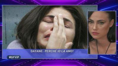 Dayane Mello rivela il suo amore per Rosalinda Cannavò