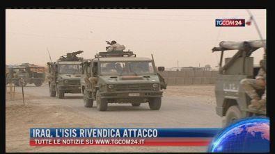 """Breaking News delle ore 21.30: """"Iraq, l'Isis rivendica attacco"""""""