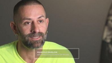 Marcelo Burlon, italo-libanese