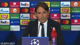 """Champions, Inzaghi: """"Affrontiamo una partita importante ma non ancora decisiva"""""""
