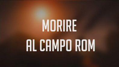 Morire al campo rom
