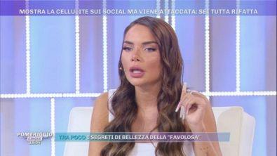 Nicole Pallado: ''Il naso? Ero come Voldemort''