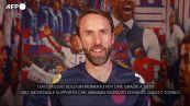 """Europei, Southgate ringrazia i tifosi: """"Sappiamo di dover vincere per voi"""""""