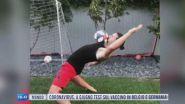 Ibra si allena in Svezia