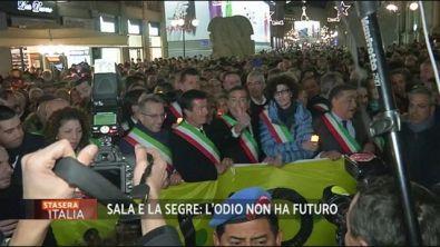 Milano, Sindaci in piazza