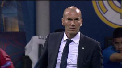 Zidane, che vittoria