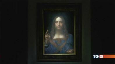 Il Salvator Mundi di Leonardo da Vinci