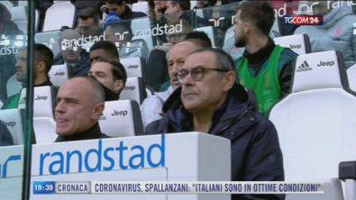 Juventus, si ferma Higuain
