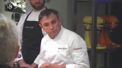 Lo scherzo allo chef Bruno Barbieri