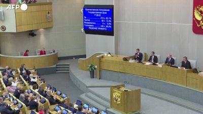 'Russia Unita' sempre prima al voto, ma timori sui brogli