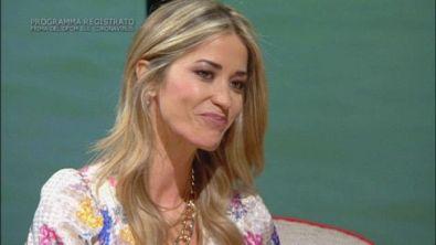 """Elena Santarelli: """"Il mio primo fidanzato..."""""""