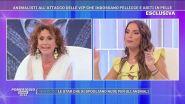 "La ""Iena vegana"" Alessandra Di Lenge scatenata"