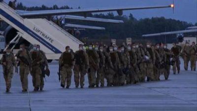 Afghanistan, anche l'esercito tedesco termina il ponte aereo