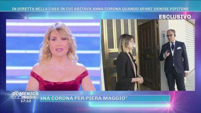 In diretta nella casa in cui abitava Anna Corona quando sparì Denise Pipitone