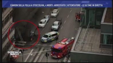 Attentato a Stoccolma
