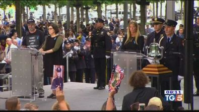 L'America ricorda le vittime dell'11 settembre