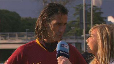 """Delvecchio: """"Quanti campioni in campo!"""""""