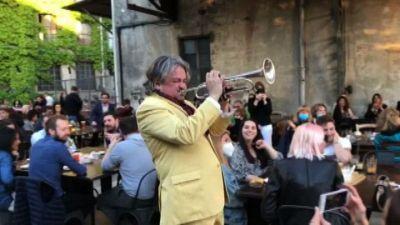 Il trombettista Raffaele Kohler torna a incantare sul palco