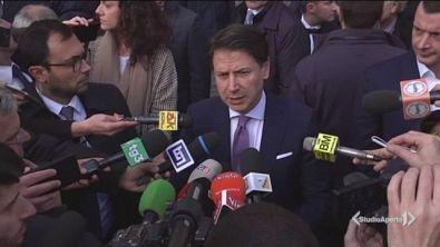 """Conte: """"Lo sconfitto è Salvini"""""""