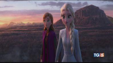 Tornano le principesse di Frozen