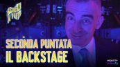 Il backstage della seconda puntata