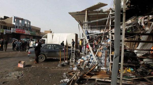 Iraq, l'Isis rivendica attentato a Bagdad: 15 morti, 33 feriti