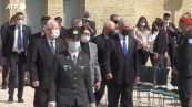 Israele, Netanyahu e Rivlin depongono corone di fiori al Memoriale dell'Olocausto