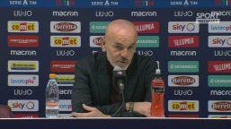 """Milan, Pioli: """"Tutto benissimo ma c'è ancora molto da lavorare"""""""