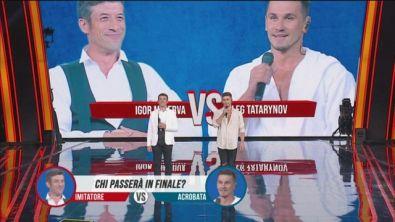 Igor Minerva vs Oleg Tatarynov - Ottava puntata