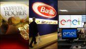 Ferrero, Barilla ed Enel: le posizioni aperte per laureati e non
