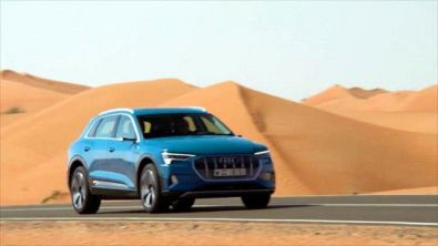 Audi e-tron, tour in 10 Paesi in 24 ore