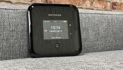 Il miglior modem 5G per fare smart working in spiaggia